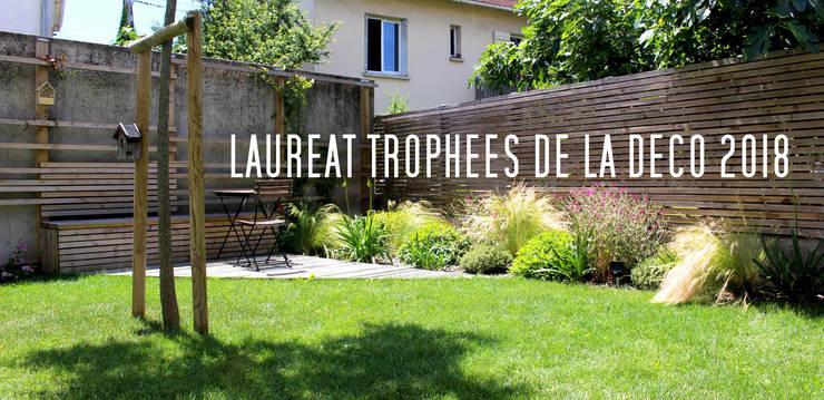 ÉCRIN LUMINEUX Jardin moderne par Constans Paysage Moderne