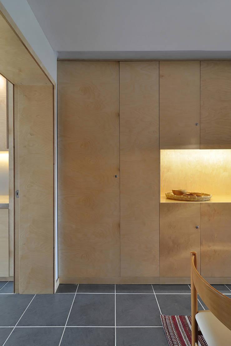Salle à manger de style  par Pedro Cavaco Leitão, Arq.º, Moderne