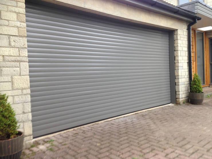 Garage/shed by Roller Door Pros