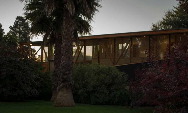 Jardin: Jardines de estilo  por PhilippeGameArquitectos