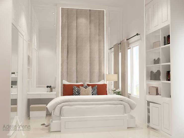 Klasik Modern:  Kamar Tidur by AIRE INTERIOR