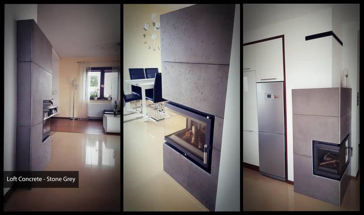 de estilo industrial por Loft Design System Deutschland - Wandpaneele aus Bayern, Industrial