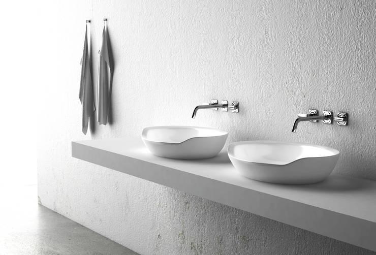 Waschbecken Vega II:  Badezimmer von ZICCO GmbH - Waschbecken und Badewannen in Blankenfelde-Mahlow