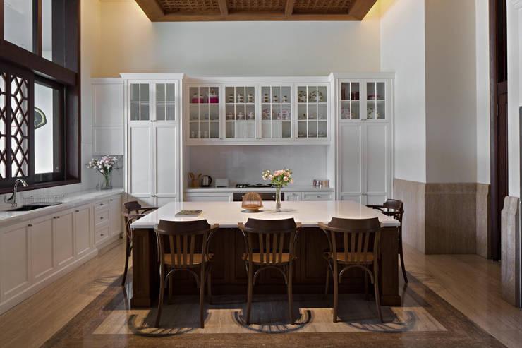 Ruang Makan :  Dapur by ARF interior