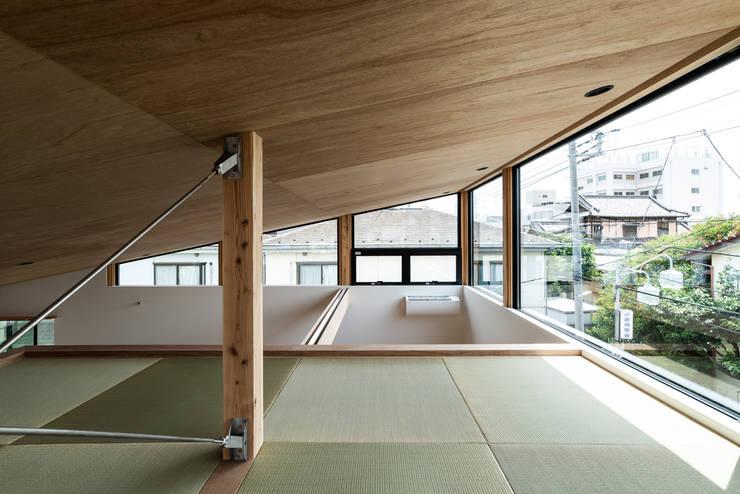 SAIWAIの家: 株式会社 N&C一級建築士事務所が手掛けた窓です。