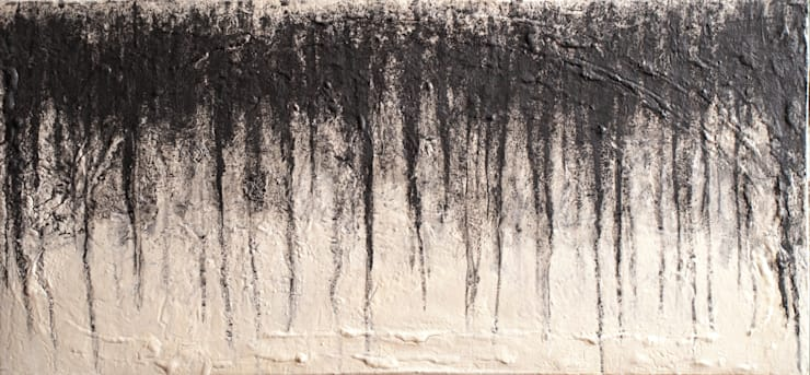 paisajes negros II:  de estilo  de bealux, Moderno Lino Rosa