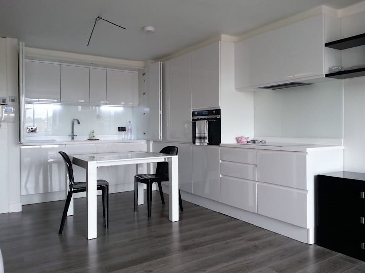 Kitchen Projects:   by Welchome London