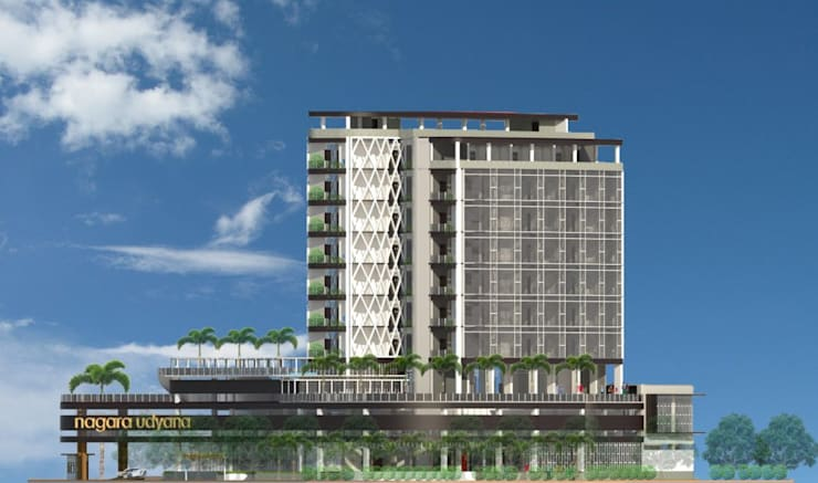 Nagara Udyana Hotel:   by Aeternite