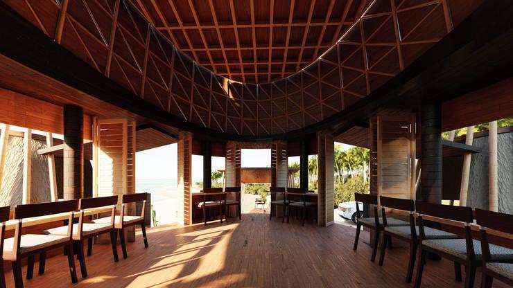 The Komodo Cafe:   by Aeternite
