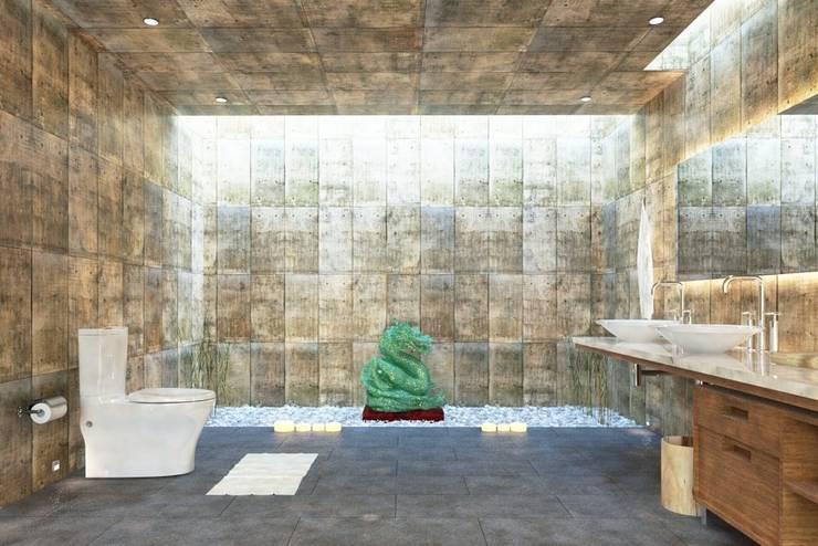 Zen Room:   by Aeternite