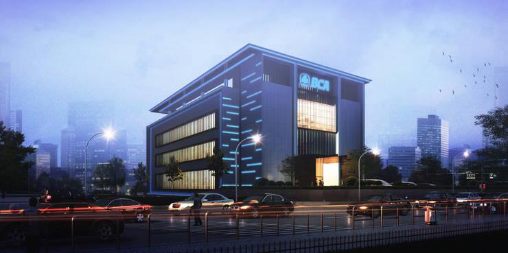BCA Office:   by Aeternite