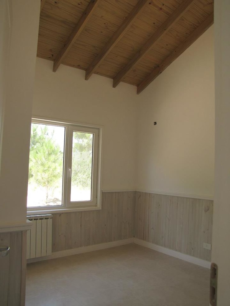 Imagen interior del Dormitorio: Dormitorios de estilo  por 2424 ARQUITECTURA