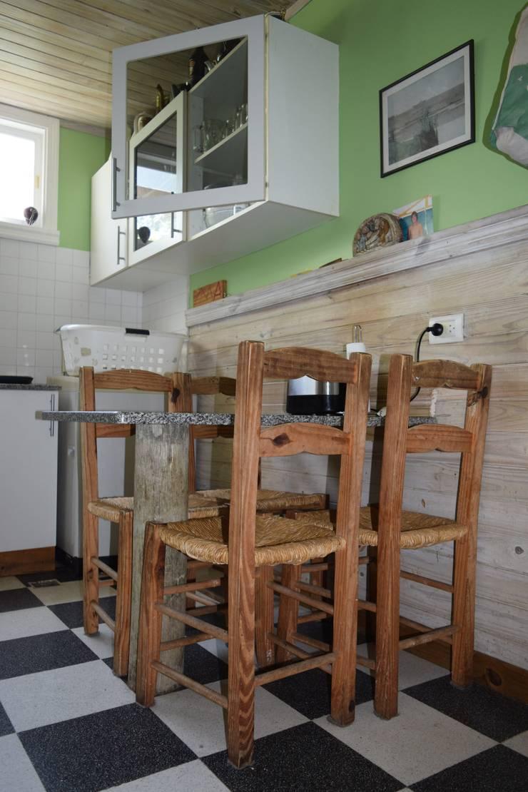 Imagen interior de la Cocina: Cocinas de estilo  por 2424 ARQUITECTURA