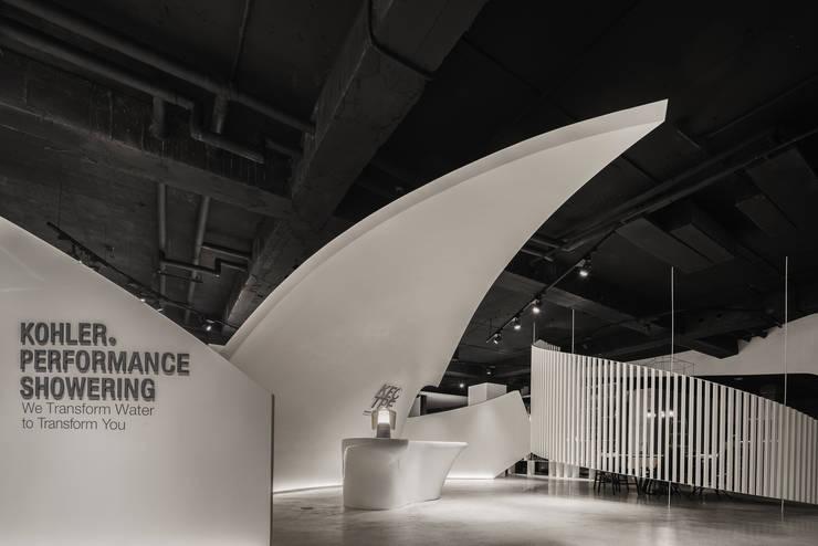 KEC TPE:  展覽中心 by 沈志忠聯合設計