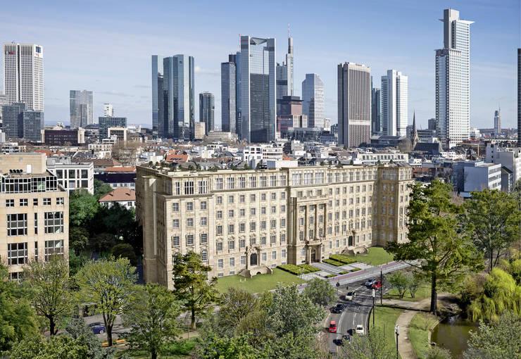 GRAND OUEST, Frankfurt:  Mehrfamilienhaus von ESCON GmbH