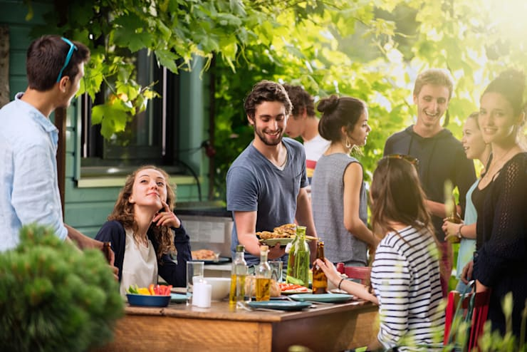 FORNO outddor cooking BBQ:  Tuin door PRODUCTLAB