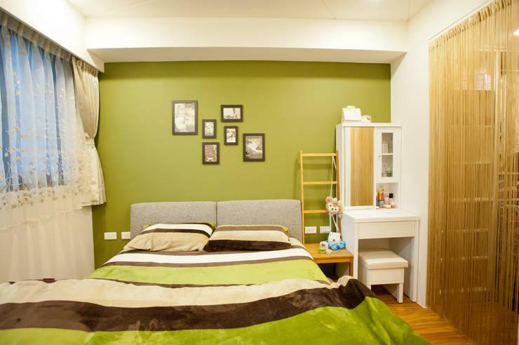 Mk-空間設計:  tarz Yatak Odası