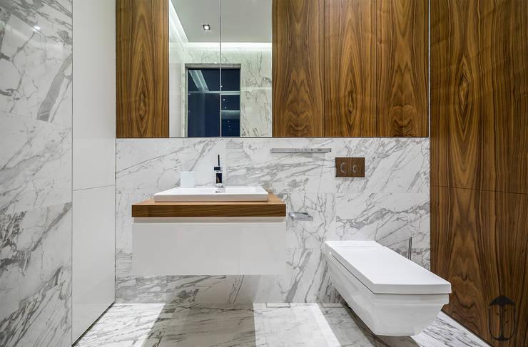 UI014 : Ванные комнаты в . Автор – U-Style design studio