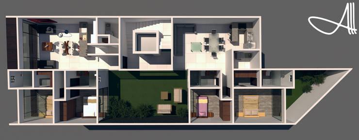 by Andrey Arredondo Arquitecto
