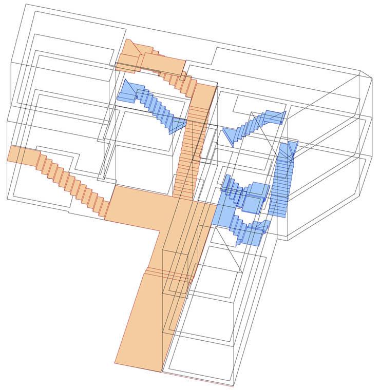 Octy: SOCIUS一級建築士事務所が手掛けた現代のです。,モダン