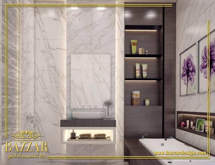 تصميم حمامات:  Bathroom تنفيذ Bazzar Design