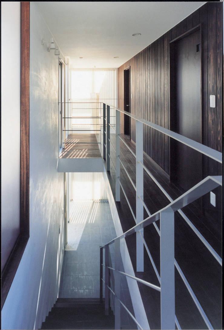 Stairs by 豊田空間デザイン室 一級建築士事務所, Modern