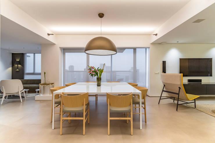 Ruang Makan oleh Design Group Latinamerica, Modern