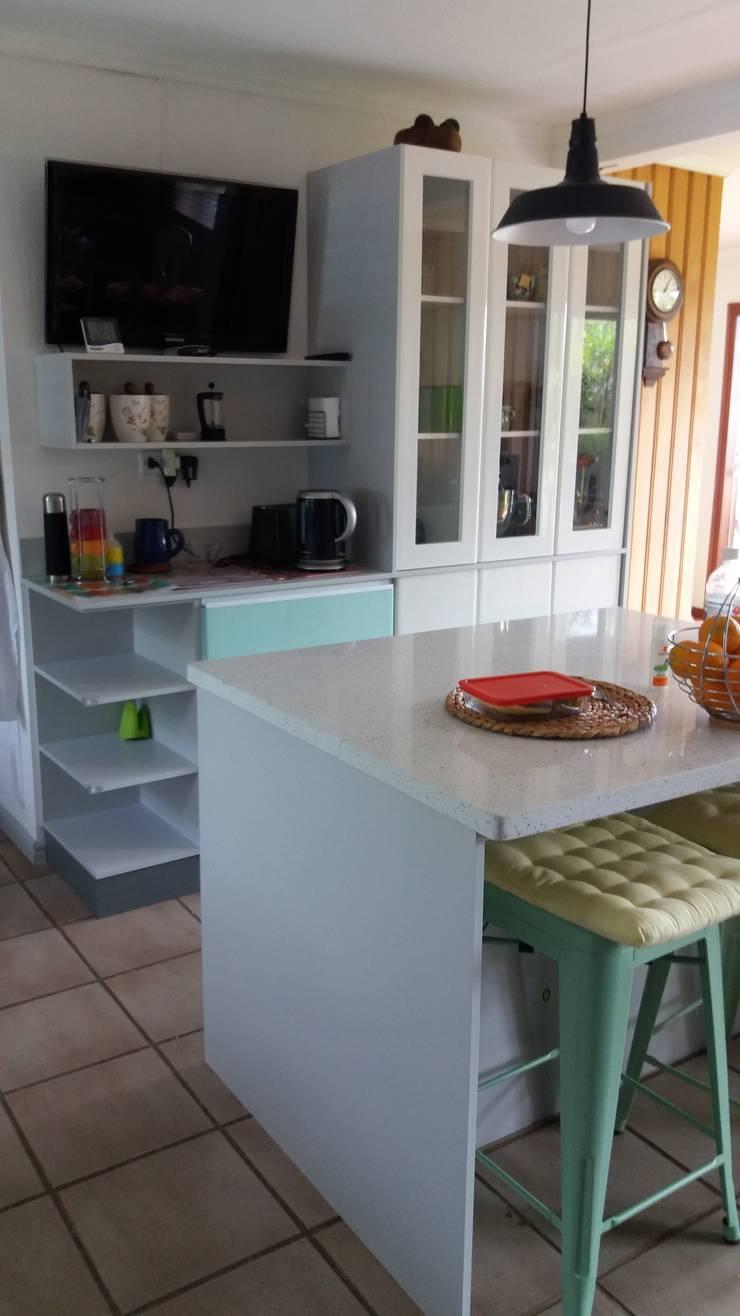 Cocina: Cocina de estilo  por Quo Design - Diseño de muebles a medida - Puerto Montt