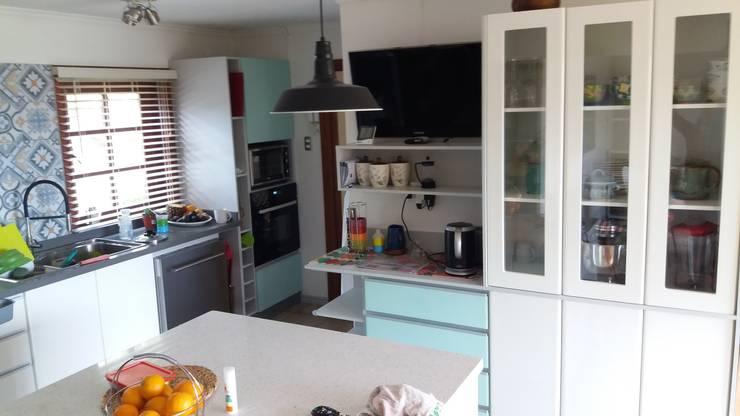 Muebles de cocina: Muebles de cocinas de estilo  por Quo Design - Diseño de muebles a medida - Puerto Montt