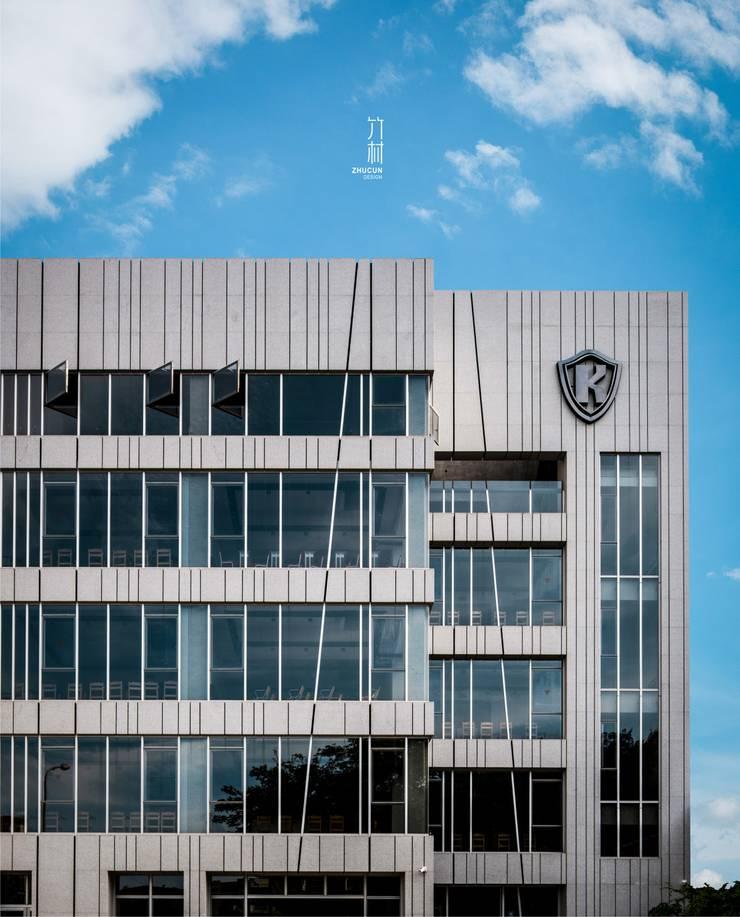 肯塔基文教 | 企業總部:  學校 by 竹村空間 Zhucun Design