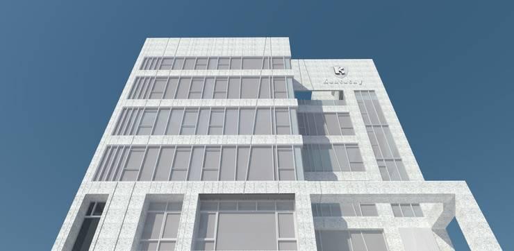 肯塔基文教 | 企業總部:   by 竹村空間 Zhucun Design