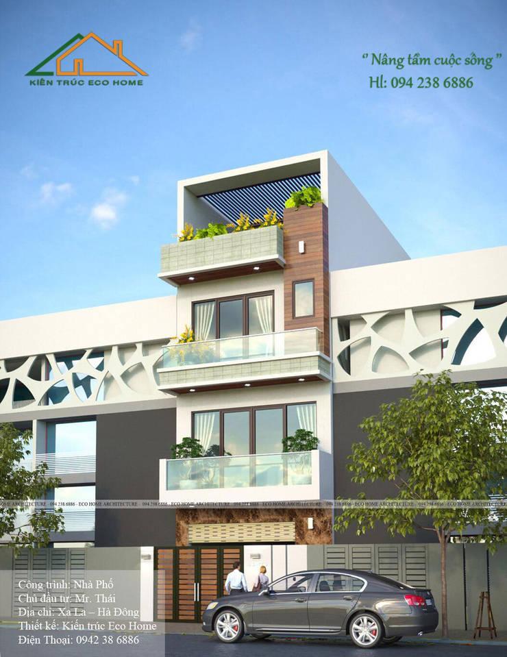 Tư vấn thiết kế :   by Công ty CP kiến trúc và xây dựng Eco Home
