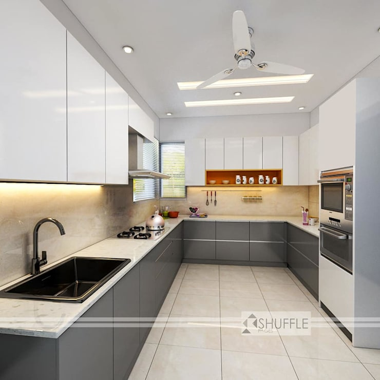 Kitchen Sink Design In India: 8 Kitchen Sinks Ideal For Indian Homes