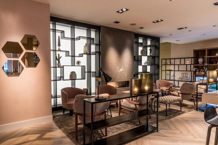 Sandton hotel Eindhoven Centre:  Hotels door About Art