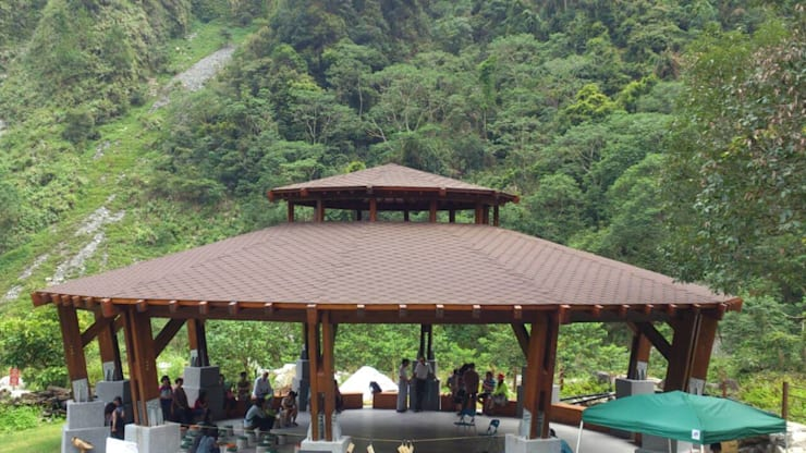 Big pavilion:  活動場地 by CPh ARCh