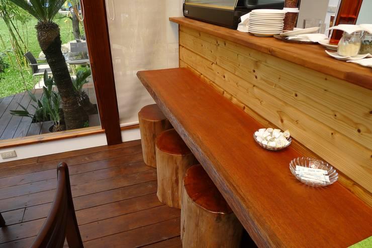 MINI CAFE:  餐廳 by CPh ARCh