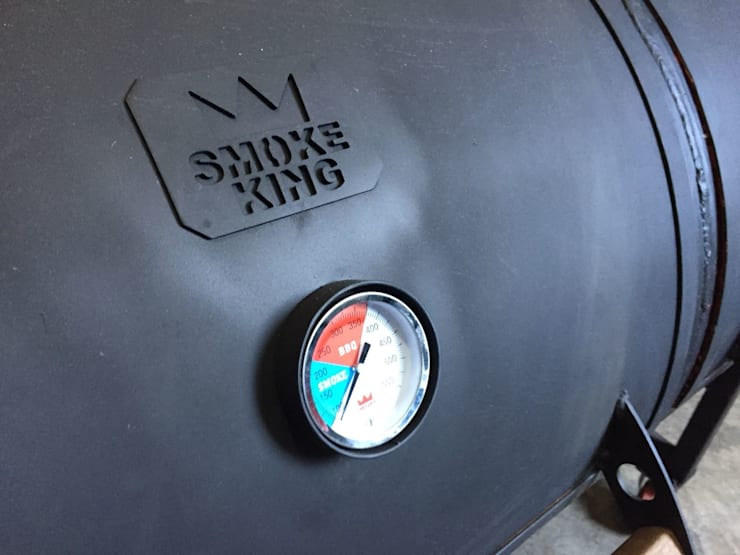 Asador Austin: Jardines de estilo  por Smoke King Ahumadoras
