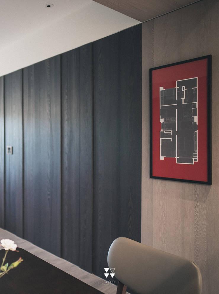 Project | X宅:  牆面 by DUOLE 掇樂設計