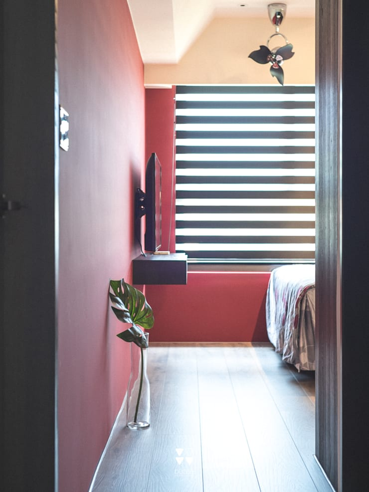 Project | X宅:  臥室 by DUOLE 掇樂設計