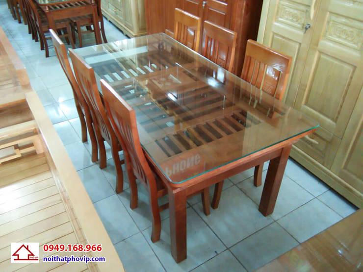 Mẫu BAS216:   by Đồ gỗ nội thất Phố Vip
