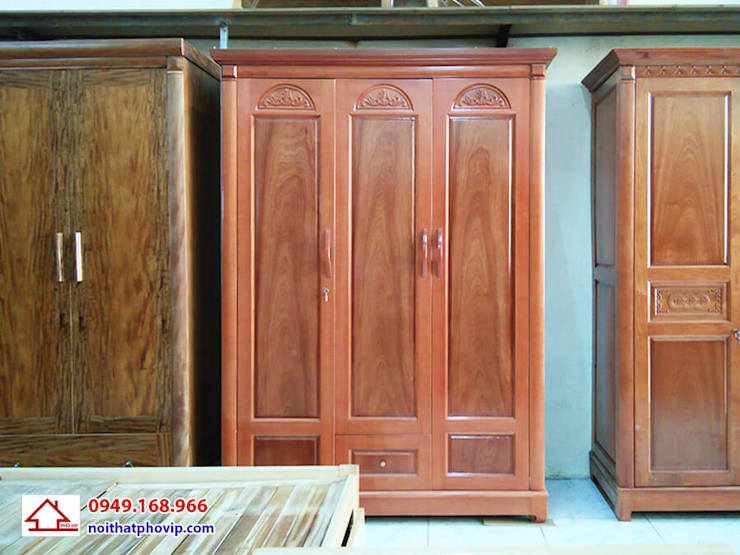 Mẫu TAX545:   by Đồ gỗ nội thất Phố Vip