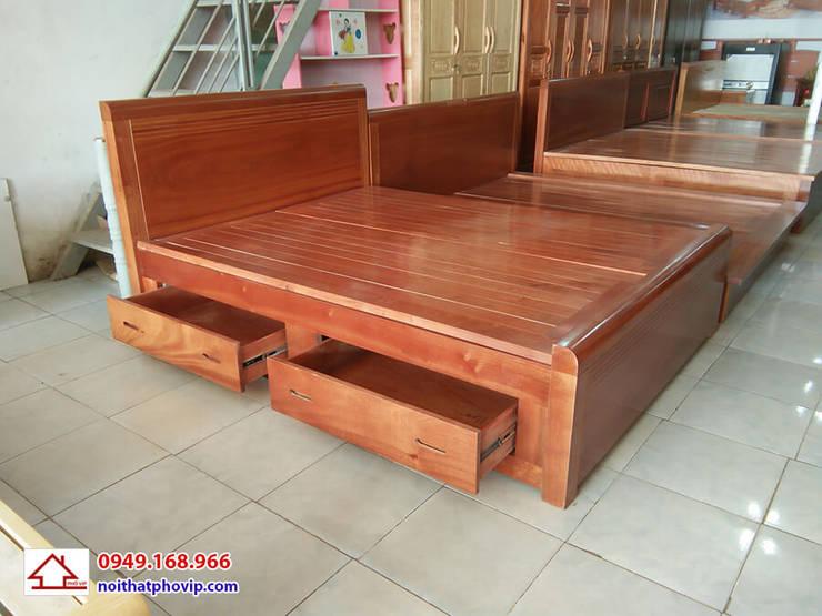 Mẫu GNXD707:   by Đồ gỗ nội thất Phố Vip