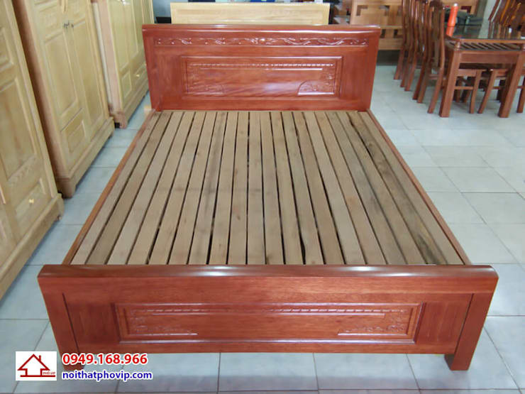 Mẫu GNH335:   by Đồ gỗ nội thất Phố Vip