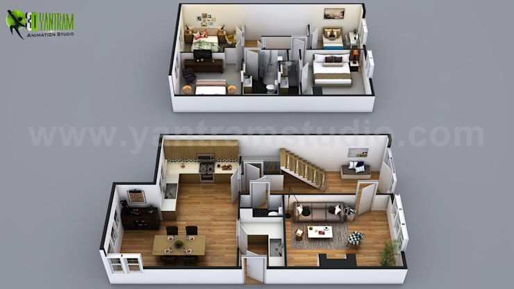 Little House Small Modern House Designs And Floor Plans Crafter Connection