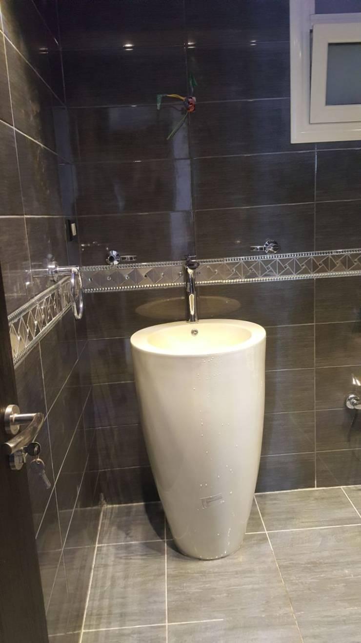 شقة خاصة بالمعادى:   تنفيذ أكروبوليس للديكور