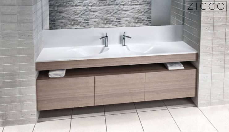Baños de estilo  por ZICCO GmbH - Waschbecken und Badewannen in Blankenfelde-Mahlow