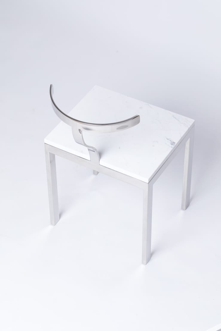 Marble Skin: Comedor de estilo  de Minimal Studio
