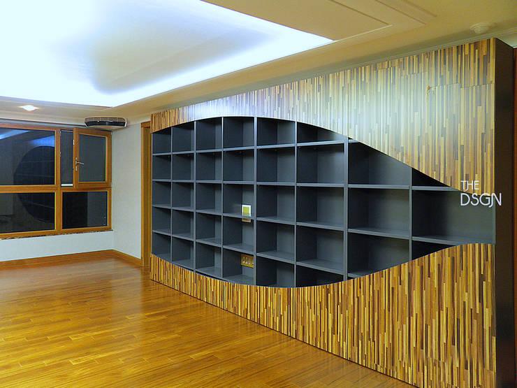 styling furniture: 더디자인 the dsgn의  거실
