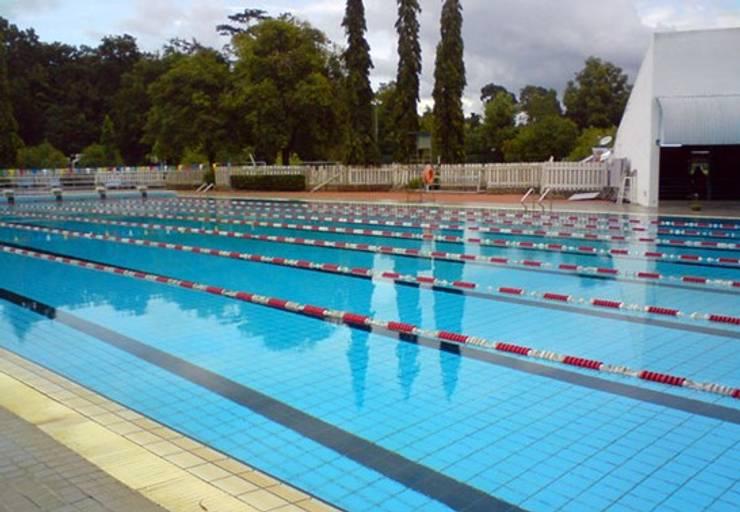 Tư vấn thiết kế hồ bơi thể dục thể thao:   by GIATHINH POOL