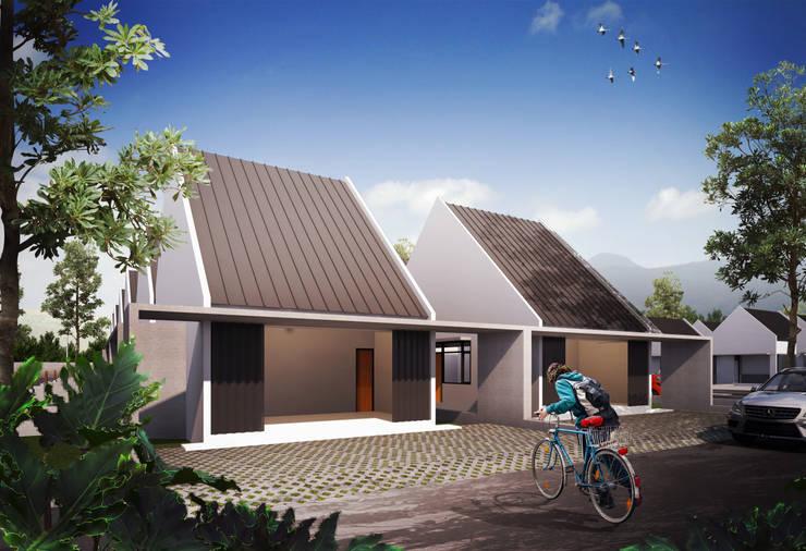 AA Residence:   by GUBAH RUANG studio